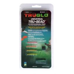 Мушка Truglo TG949A универсальная на винтах, вставки 5-ти цветов, диаметр - 0,06(уп./6шт.)