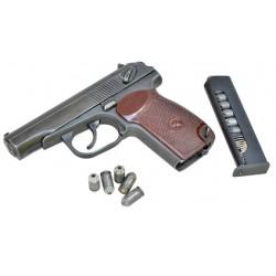 Охолощенный СХП пистолет Макаров-СО (Курс-С), 10ТК