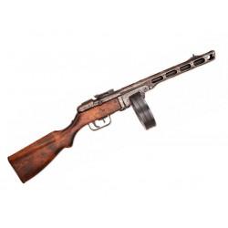 Пистолет-пулемет Шпагина (охолощенный) под патрон 10х31