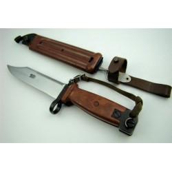 Штык-нож сувенирный к автомату АКМ (6х3, 6х4)