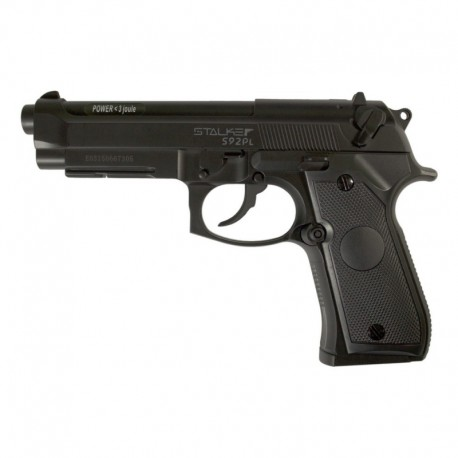 Пневматический пистолет Stalker S92PL (аналог Beretta 92) 4,5 мм ()