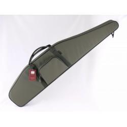 VEKTOR Чехол из капрона с прокладкой из пенополиэтилена для винтовки с оптическим прицелом, длина чехла 125