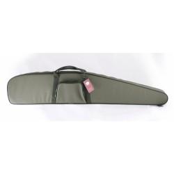 VEKTOR Чехол из капрона с прокладкой из пенополиэтилена для винтовки с оптическим прицелом, длина чехла 130