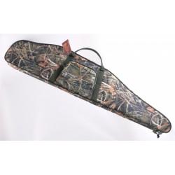 VEKTOR Чехол капрон с поролоном для винтовки с оптическим прицелом, длина чехла 118 см, камыш