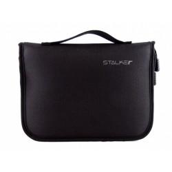 Универсальная сумка Stalker для пистолетов с отделениями для баллонов СО2