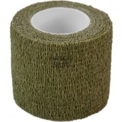 Самоклеящаяся камуфляжная лента, 5см х 4,5м (Olive)