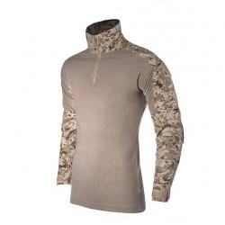 Боевая рубаха с налокотниками (Питон лето)