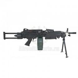 Модель пулемёта (A&K) M249 Para