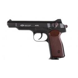 Пневматический пистолет Gletcher APS Стечкина (АПС) Blowback