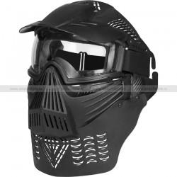 Маска для страйкбола-пейнтбола (Black)