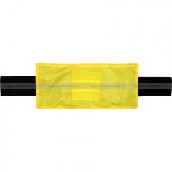 Повязка сторон (желтая-синяя) (45 см)