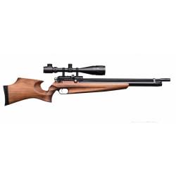 Пневм. винтовка PCP KRAL Puncher PRO дерево к.4,5