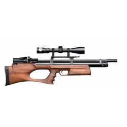 Пневм. винтовка PCP KRAL Breaker W булл-пап дерево к.4,5