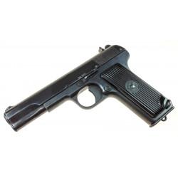 Охолощенный пистолет ТТ (Tokarev-CO ) кал. 10х31 (платик.накладки) от Курс-С