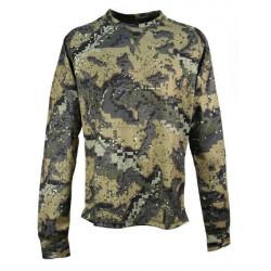 Джемпер охотничий Remington Men's Camouflage T-Shirt APG Hunting Camo, цвет Optifade