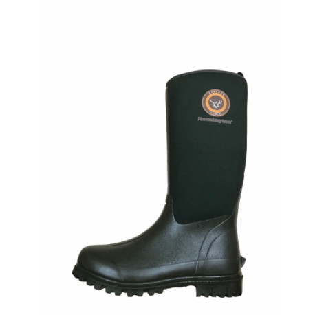 Сапоги Remington Men Tall Rubber Boots (черный)
