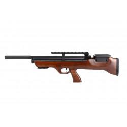 Пневм. винтовка PCP Hatsan FLASHPUP QE дерево к.6,35
