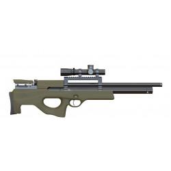 Пневматическая винтовка Ataman M2R Булл-пап 6,35 мм (Зелёный) (магазин в комплекте)