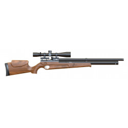 Пневматическая винтовка Ataman M2R Карабин 5,5 мм (Дерево) (магазин в комплекте)