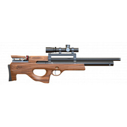 Пневматическая винтовка Булл-пап Ataman M2R 5.5мм дерево, компакт