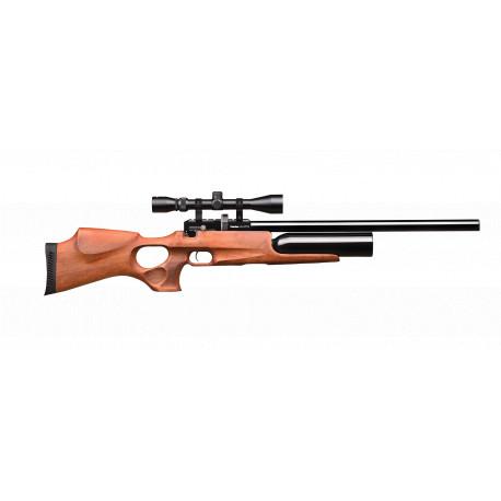 Пневм. винтовка PCP KRAL Puncher AUTO дерево к.6,35