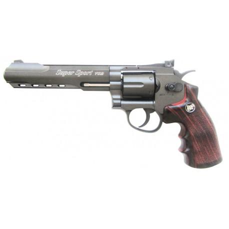 Пневматический револьвер Borner Super Sport 702 4,5 мм
