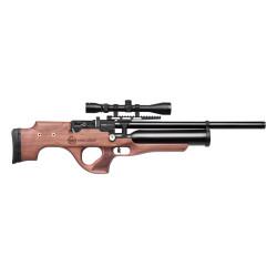 Пневм. винтовка PCP KRAL Puncher MAXI Ekinoks дерево к.5,5