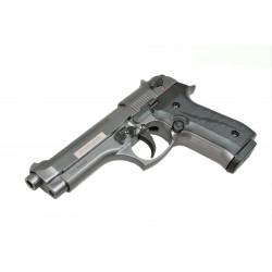 Охолощенный пистолет B92 CO графит (фумо) калибр 10ТК
