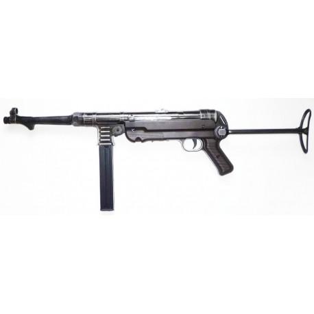 Пневматический пистолет-пулемет Umarex Legends MP-40 German-Legacy Edition