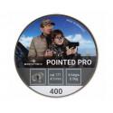 Пули пневматические Borner Pointed Pro 4,5 мм 0,56 грамма (400 шт)