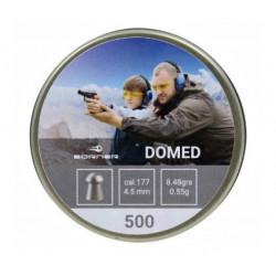 Пули пневматические Borner Domed 4,5 мм 0,55 г (500 шт.)