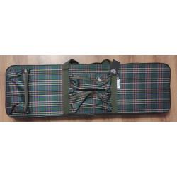 Чехол оружейный Иглу УН 100 размер 100*30 см шотландка, поролон