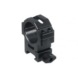 Кольца Leapers быстросъемные 30 мм на WEAVER, средние с винтовым зажимом