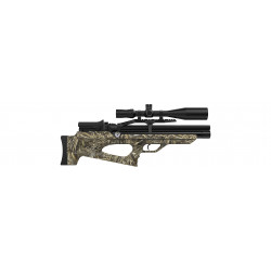 Пневм. винтовка PCP ASELKON MX 10-S Camo Max-5 пластик к.5,5
