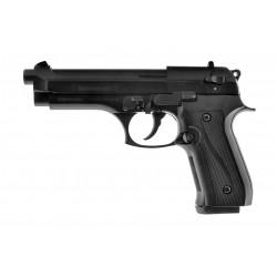 Охолощенный пистолет B92 CO калибр 10ТК черный матовый