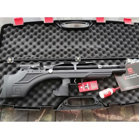 Пневм. винтовка PCP ASELKON MX 7-S пластик к.5,5