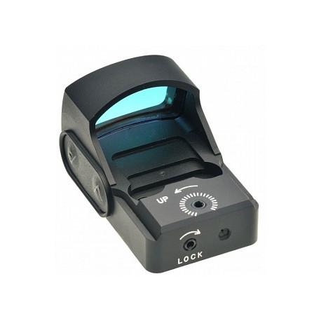 Коллиматор TS-XT4 mini открытого типа, c креплением на Weaver в комплекте, сменная яркость свечения марки (Япония)