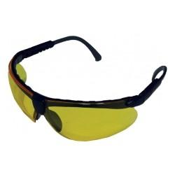 Очки стрелковые Puma желтые