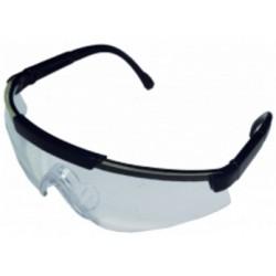 Очки стрелковые Sporty прозрачные УФ-защита, класс оптики 1