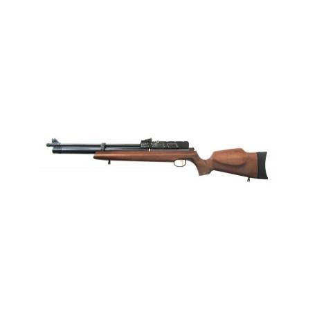 Винтовка пневм. Hatsan AT44-10 Wood (PCP, дерево), кал. 4,5 мм