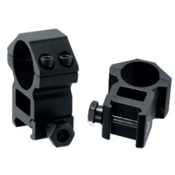 Кольца Leapers AccuShot 25,4 мм на WEAVER, STM, высокие
