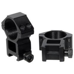 Кольца Leapers AccuShot 30 мм на WEAVER, STM, высокие (100 шт./уп.)