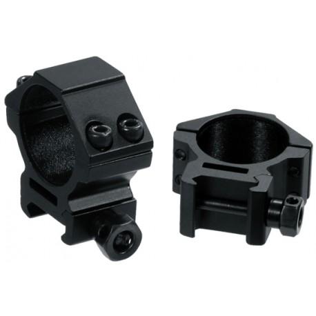 Кольца Leapers AccuShot 30 мм на WEAVER, STM, низкие