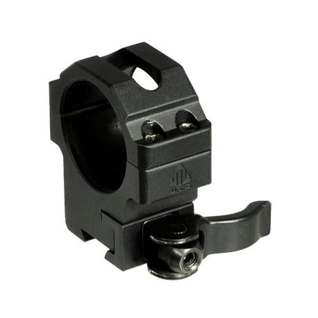 Кольца Leapers UTG 25,4 мм быстросъемные на 11 мм с рычажным зажимом, средние 60 шт/кор