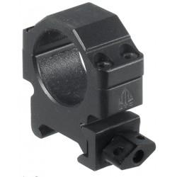Кольца Leapers UTG 25,4 мм быстросъемные на Weaver с винтовым зажимом, низкие 100 шт/кор