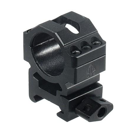Кольца Leapers UTG 25,4 мм быстросъемные на Weaver с винтовым зажимом, средние, 3 винта 100 шт/кор.