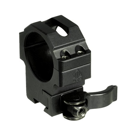 Кольца Leapers UTG 30 мм быстросъемные на 11 мм с рычажным зажимом, средние 60 шт/кор