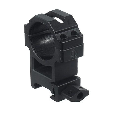 Кольца Leapers UTG 30 мм быстросъемные на Weaver с винтовым зажимом, высокие 2 винта 100 шт/кор.