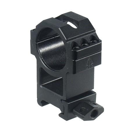 Кольца Leapers UTG 30 мм быстросъемные на Weaver с винтовым зажимом, высокие 3 винта 100 шт/кор