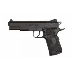 Пневматический пистолет ASG STI DUTY ONE (металл, пластик, blowback)